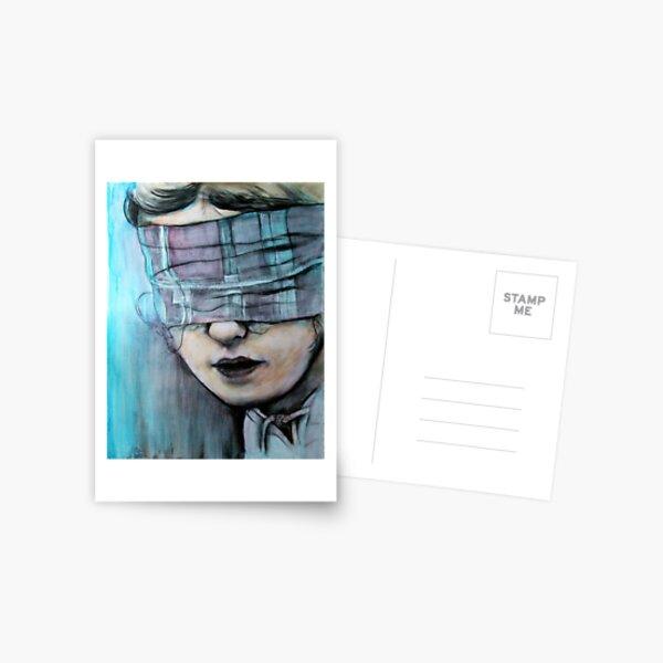 Blind Faith Postcard