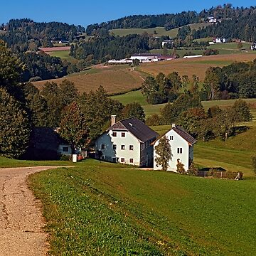 Beautiful traditional farmland scenery | landscape photography by patrickjobst