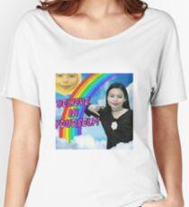 Miranda Cosgrove Loose Fit T-Shirt