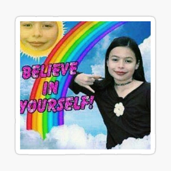 Miranda Cosgrove Sticker