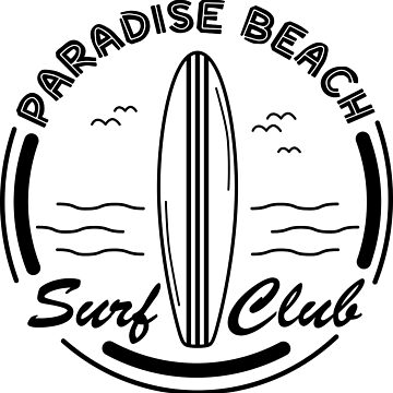 Paradise Beach Surf Club by UDDesign