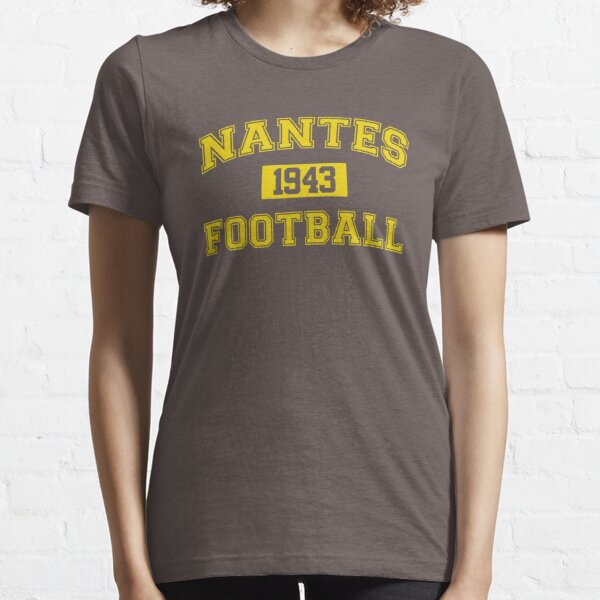 Nantes Football Athletic College Stil 1 Farbe Essential T-Shirt