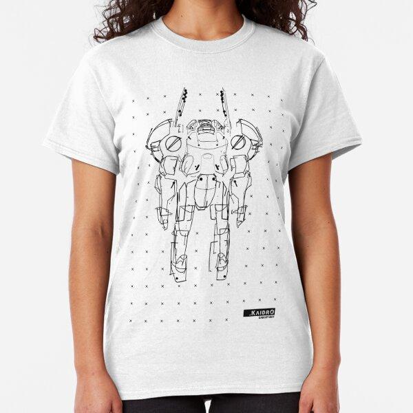 Mech Sketch 01 Classic T-Shirt