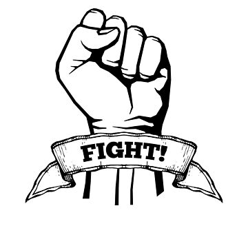 Fight For Your Rights, Protest, Black Lives Matter, African American by UrbanApparel