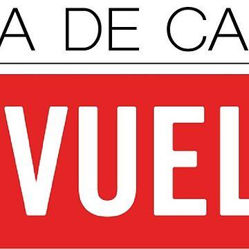 Cabeza de Carrera by cyclingshirts