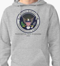 Josiah Bartlet Presidential Library Logo Pullover Hoodie