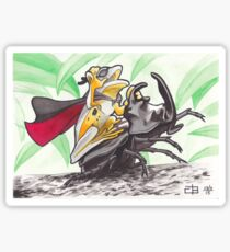 Super Rodeo Frog Sticker