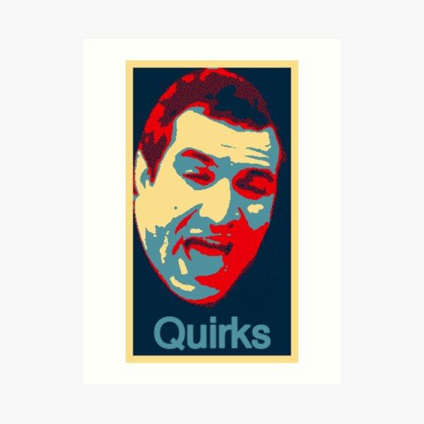 Quirks Doug Demuro Meme Art Print