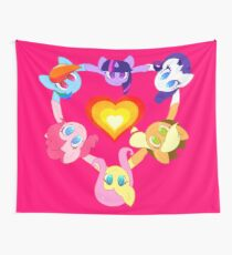 My little pony heart Wall Tapestry