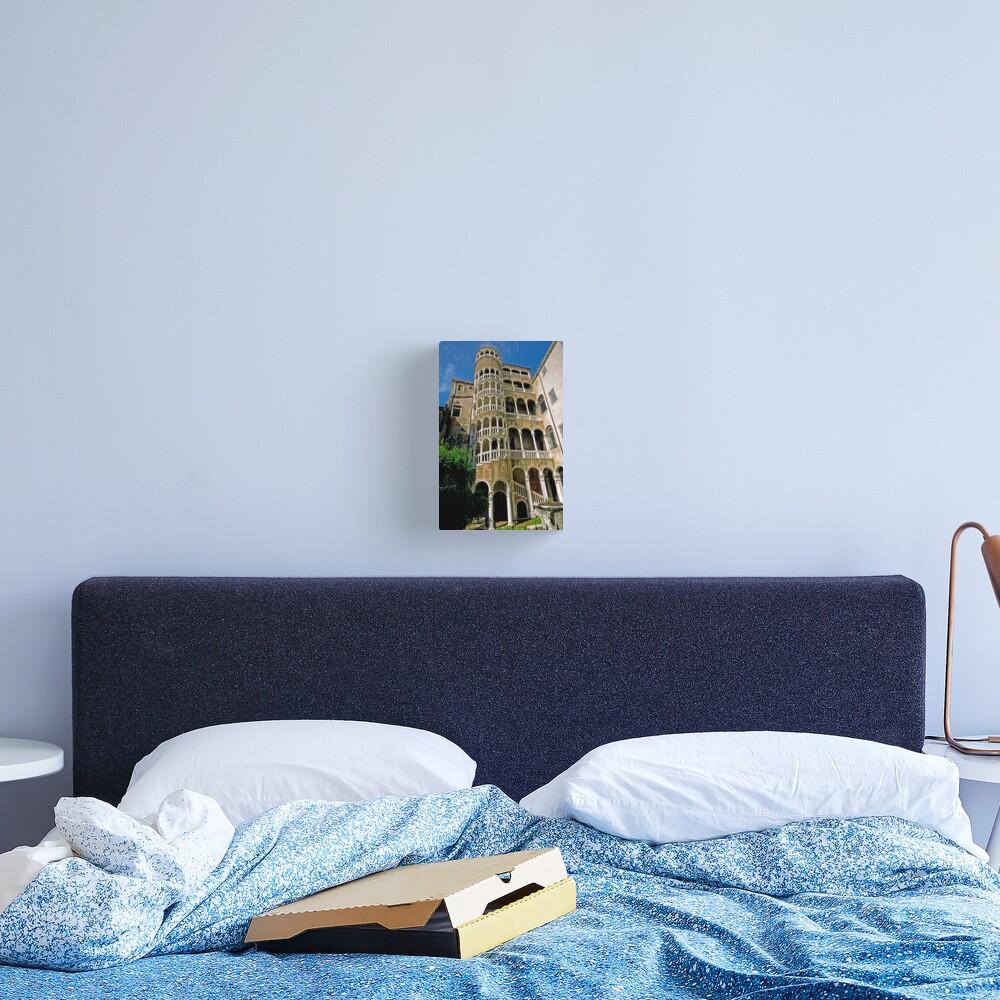 Scala Contarini del Bovolo Canvas Print