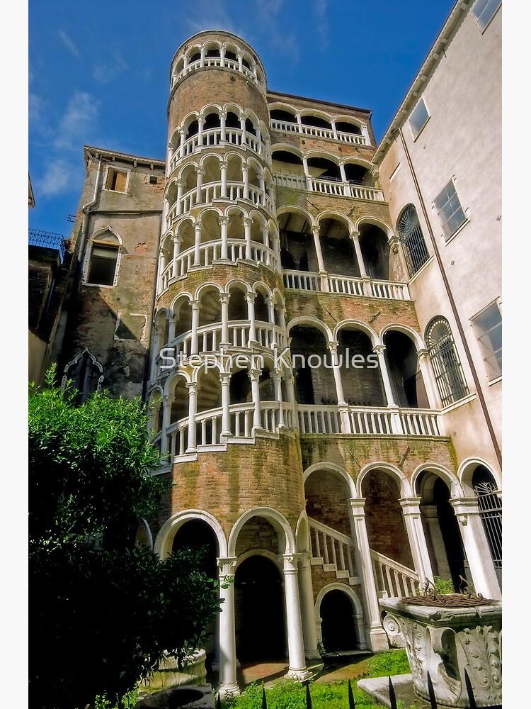 Scala Contarini del Bovolo by stephenknowles