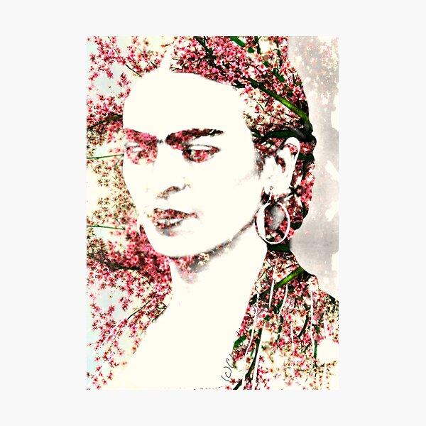 Frida Khalo Fotodruck