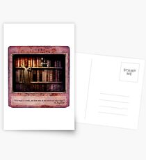 2010 Foxfires Calendar - September Postcards