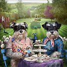 Doris & Patsy by carpo17