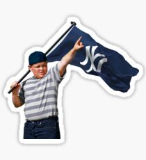 Yankees The Sandlot Tribute Shirt & Merch Sticker