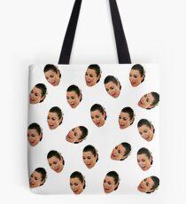 Weinend Kim Kardashian Tote Bag