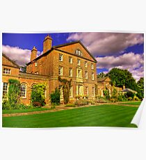 Sutton Park Hall (Rear) Poster