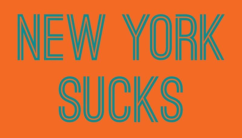 The New York Islanders Jerseys Suck