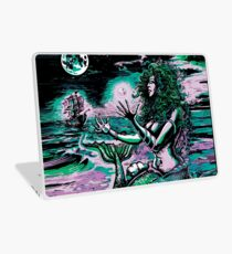 Mermaid Siren Sea Pearl Atlantis Laptop Skin