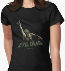 Evil Dead - Choke Join Us Women's Fitted T-Shirt