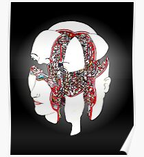 Mindscape Cityscape Cross-section Poster
