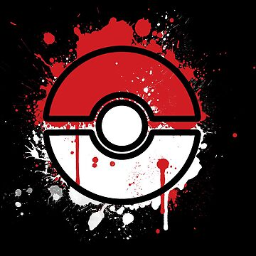 Pokemon Paint Ball by mstrlargo