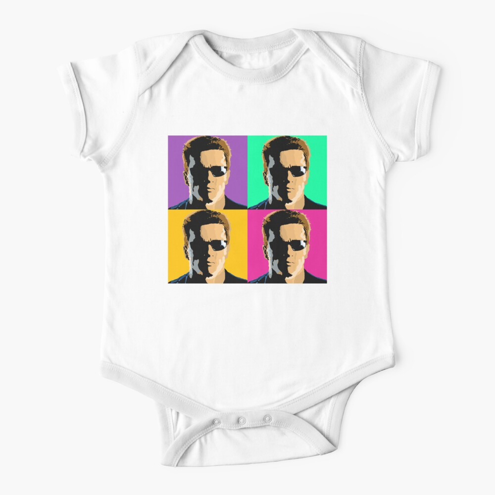 Arnie Pop Baby One-Piece