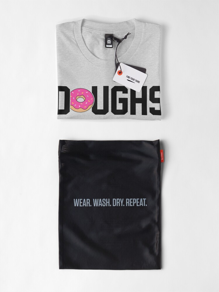 Alternate view of Doughs before bros Premium T-Shirt