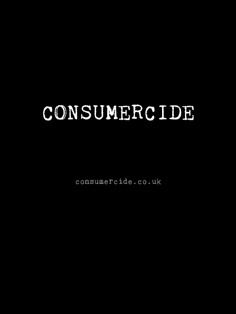 Consumercide by fredsnowmusic
