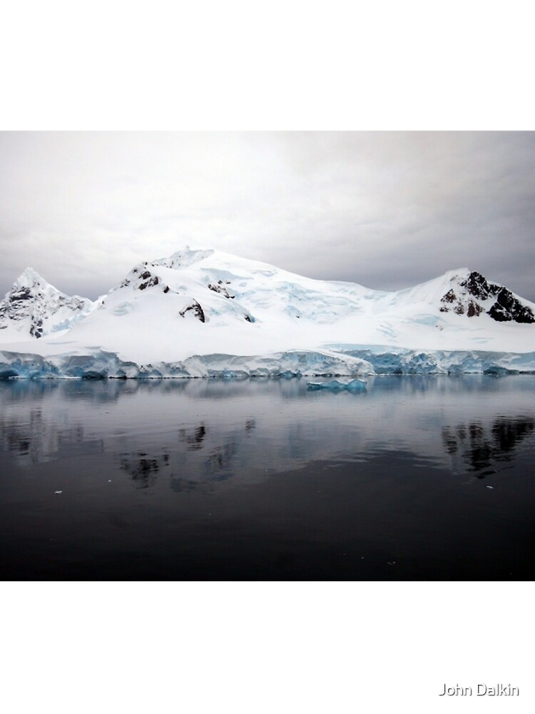 Antarctic Landscape - Paradise Bay by JohnDalkin