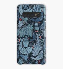 Arctic animals Case/Skin for Samsung Galaxy