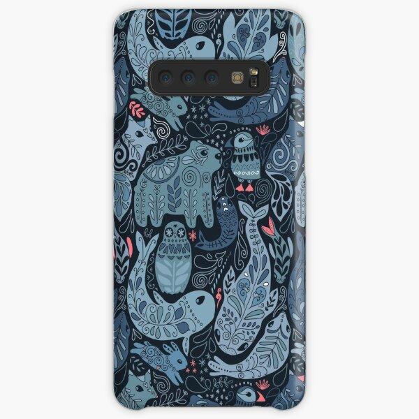 Arctic animals Samsung Galaxy Snap Case