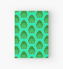 Buddha Vector Art Hardcover Journal