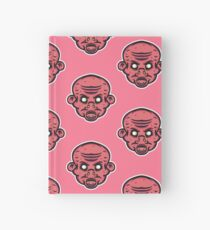 Vampire Zombie Vector Art Hardcover Journal