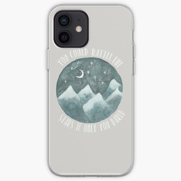 Rattle The Stars  iPhone Soft Case