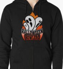 Halloween Howlers Zipped Hoodie