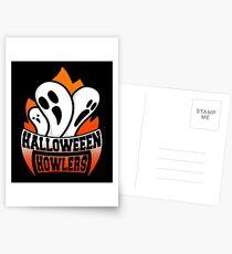 Halloween Howlers Postcards
