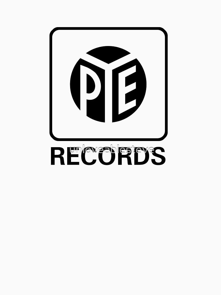 Pye records by unloveablesteve