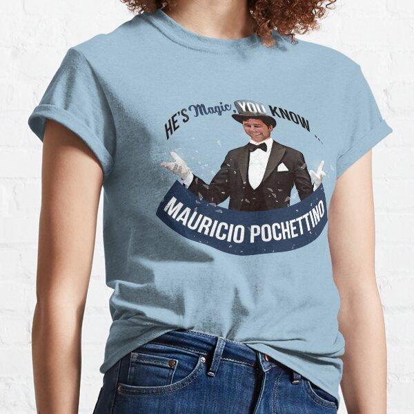 Pochettino He's magic Classic T-Shirt
