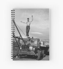 Vancouver 1960 Spiral Notebook