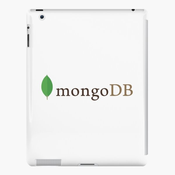 MongoDB Logo iPad Snap Case