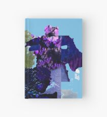 .. alone at the lake Hardcover Journal