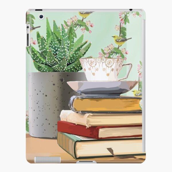 Tea and Book Love iPad Snap Case