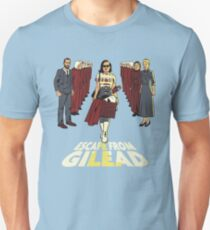 Escape From Gilead Slim Fit T-Shirt