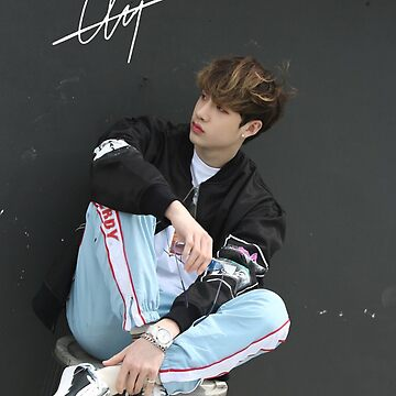 Stray Kids Chan Autograph by ZoQiao
