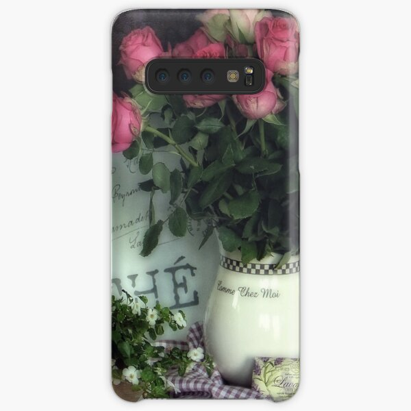 Old roses Samsung Galaxy Snap Case
