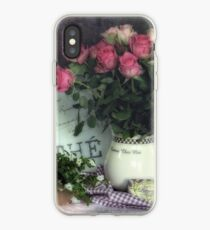 Old roses iPhone Case