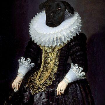 Anouk Dog by florentbodart