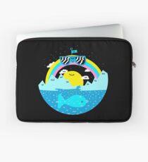 Rainbow Space World Laptop Sleeve