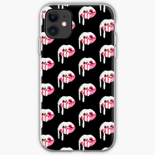 Kylie Cosmetics Lip Art iPhone Soft Case